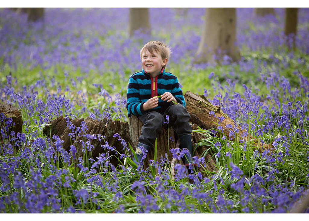 Eyeshine Photography Essex photographer portrait portraiture natural reportage family families outdoors photos beautiful bluebells