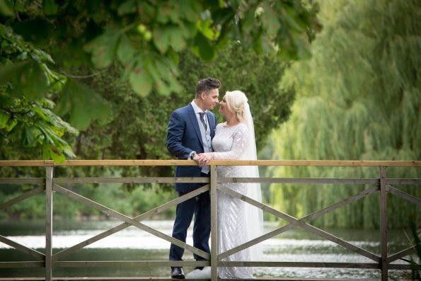 Bianca & James' Oxfordshire wedding.