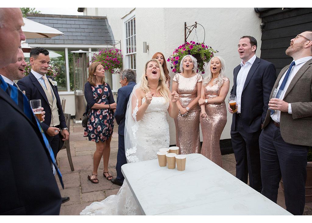 Essex The Compasses at Pattiswick wedding photographer photos Eyeshine Photography, reportage, documentary, contemporary, venue