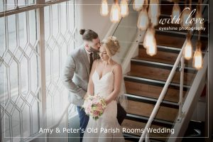 Amy & Peter's Old Parish Rooms Wedding.