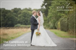 The Compasses at Pattiswick Weddings