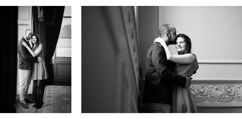 hylands house engagement photographer