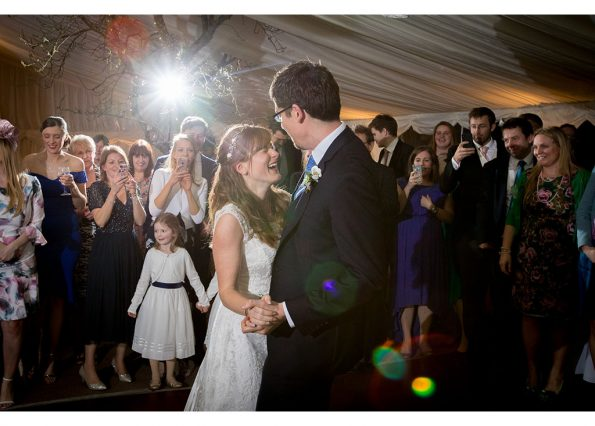 wedding first dance photography