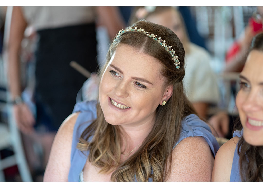bridesmaids compasses photography