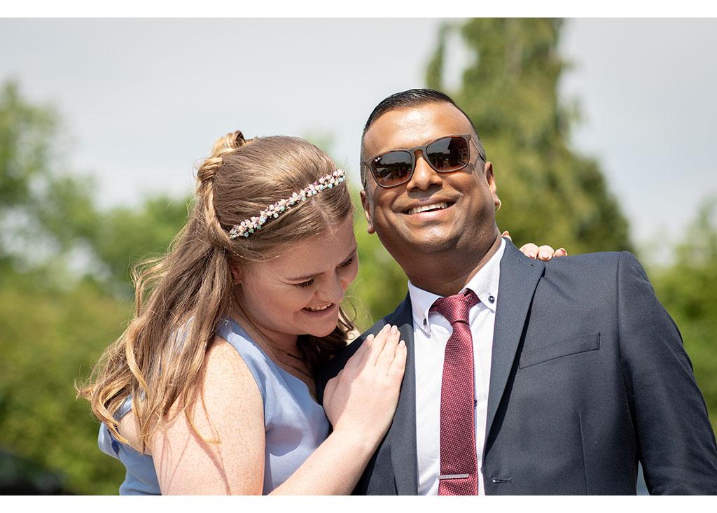 summer wedding photography