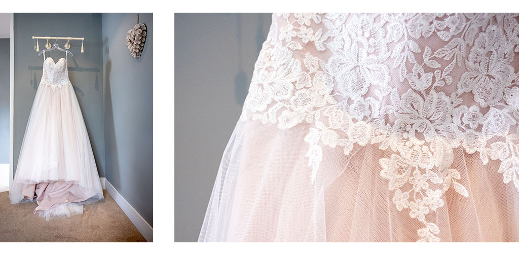 bridal gown photograph