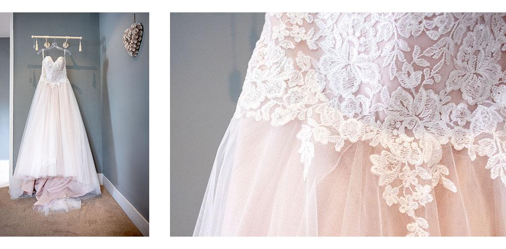 bridal gown photograph