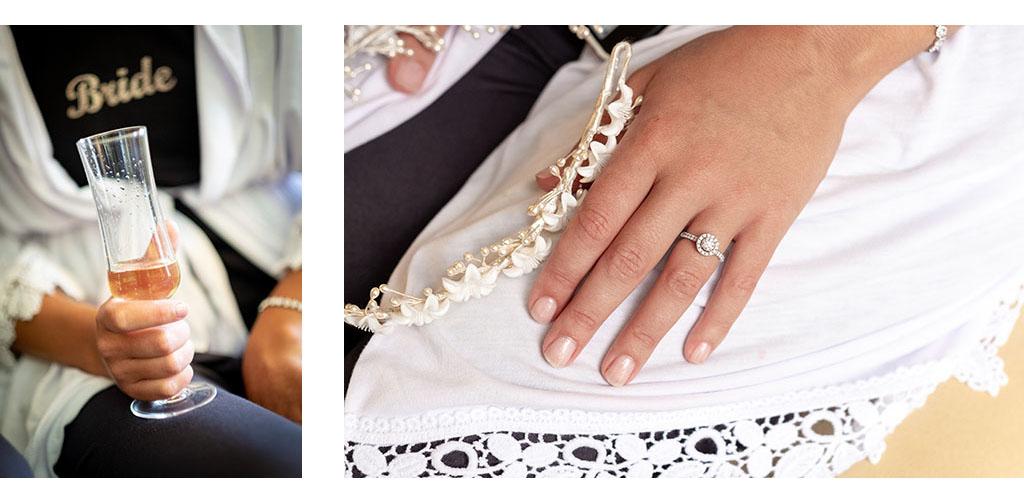 wedding details photograph