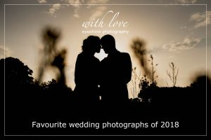 Favourite wedding photographs of 2018