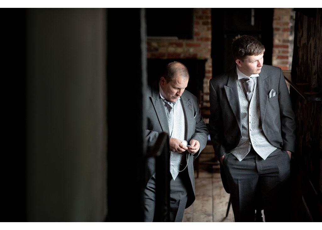 Wedding photographer in Bocking Essex