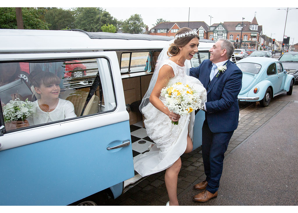 Southend documentary wedding photographer