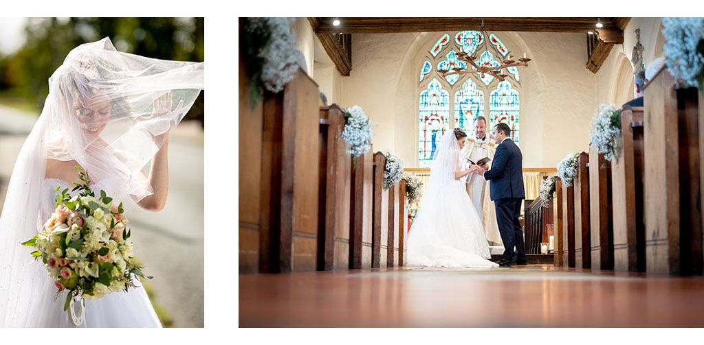Creative reportage wedding photographer Essex