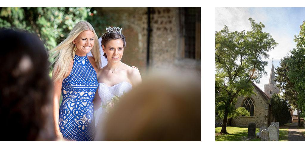essex church wedding photography