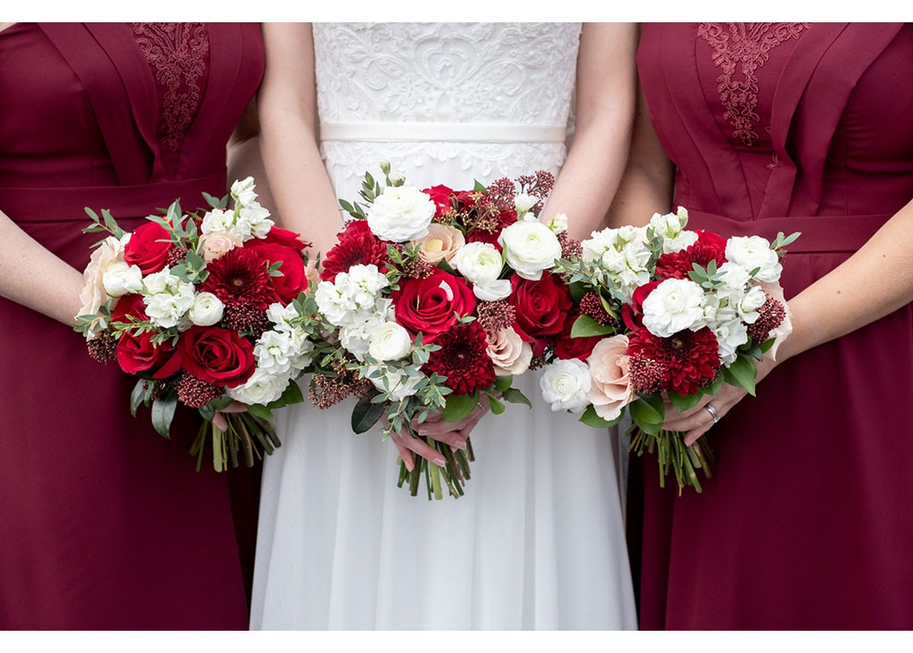 wedding bouquet photograph
