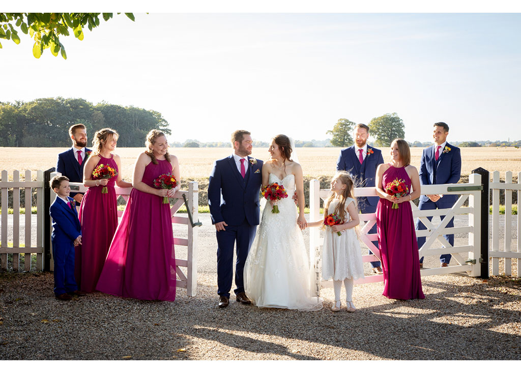 wedding groups photography
