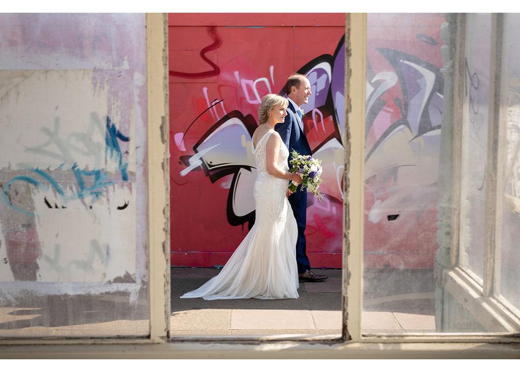 alternative bride photography