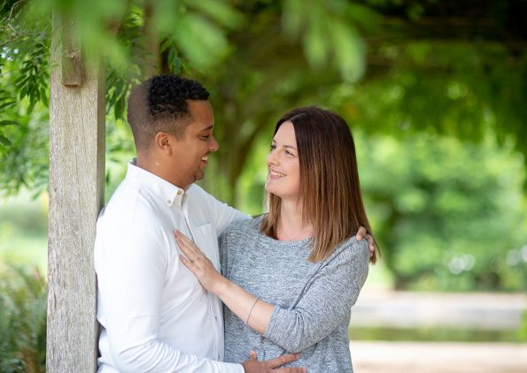 Engagement Shoot – Hylands House.