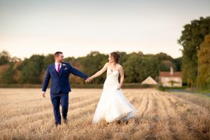 summer wedding photography