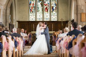 Rayleigh church wedding photography