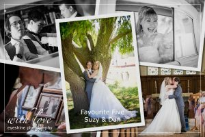 Favourite Five – Suzy & Dan