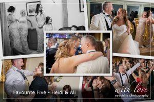 Favourite Five – Heidi & Ali
