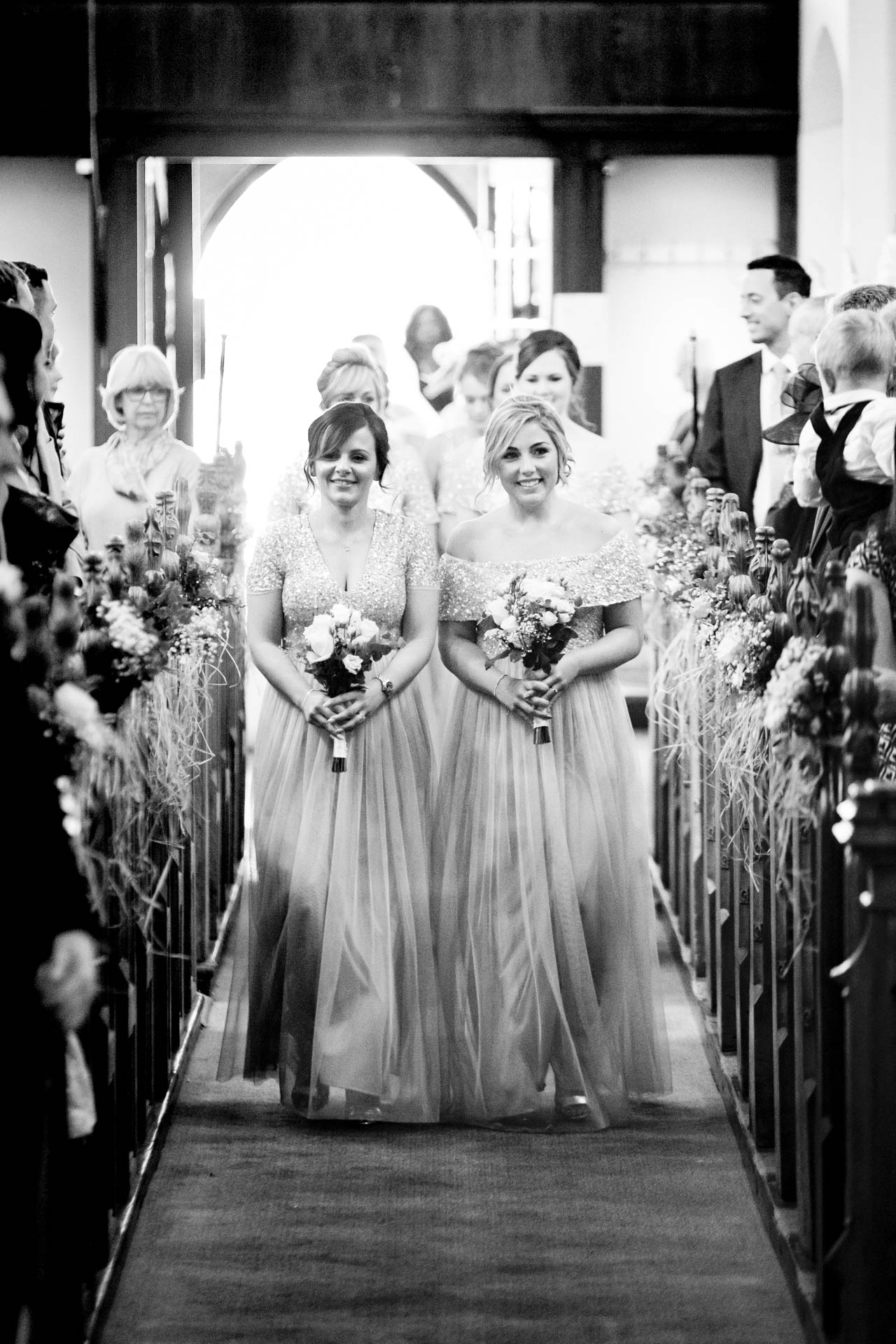 Wedding photography St Clements Church Leigh-on-Sea Essex
